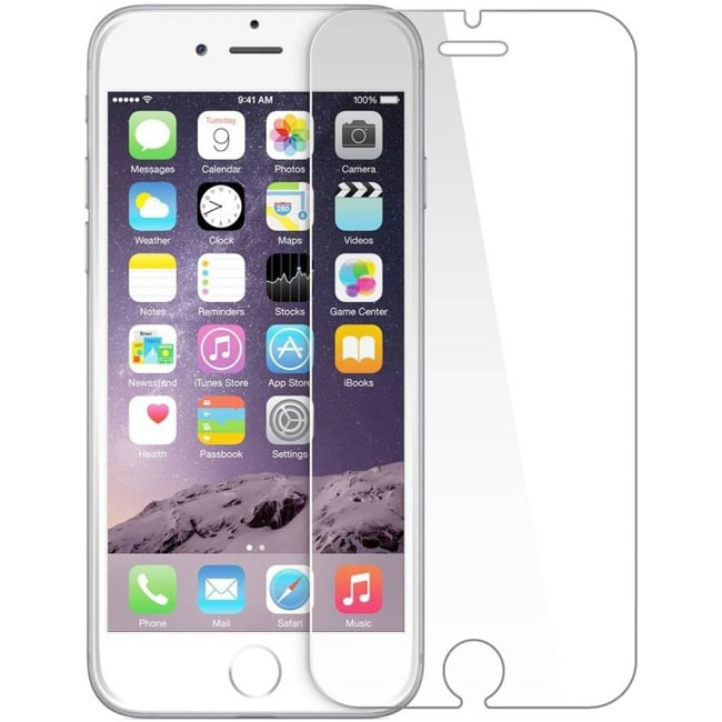 CareFone Tempered Glass Guard for Apple iPhone 6, Apple iPhone 6S