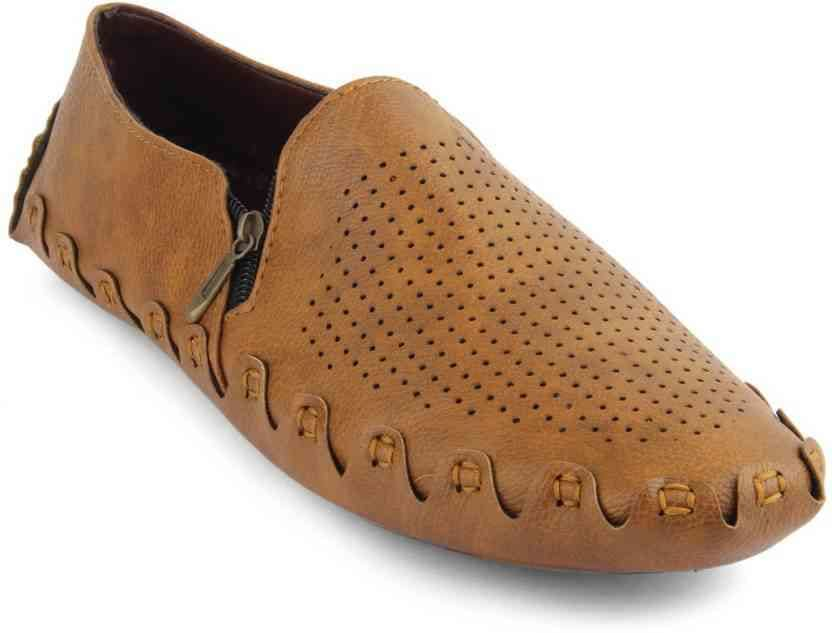 Isole Loafers  (Brown)