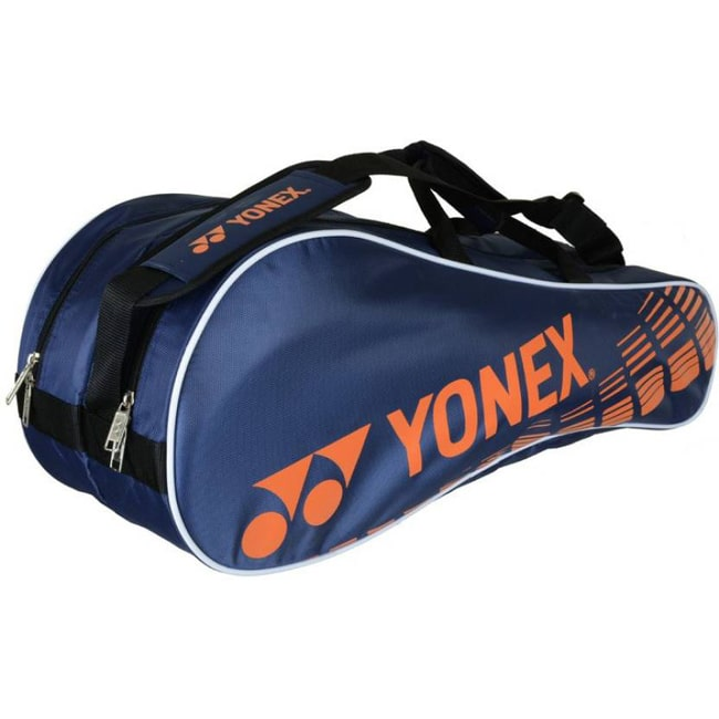 Yonex SUNR 1004 PRM Backpack  (Blue, Kit Bag)
