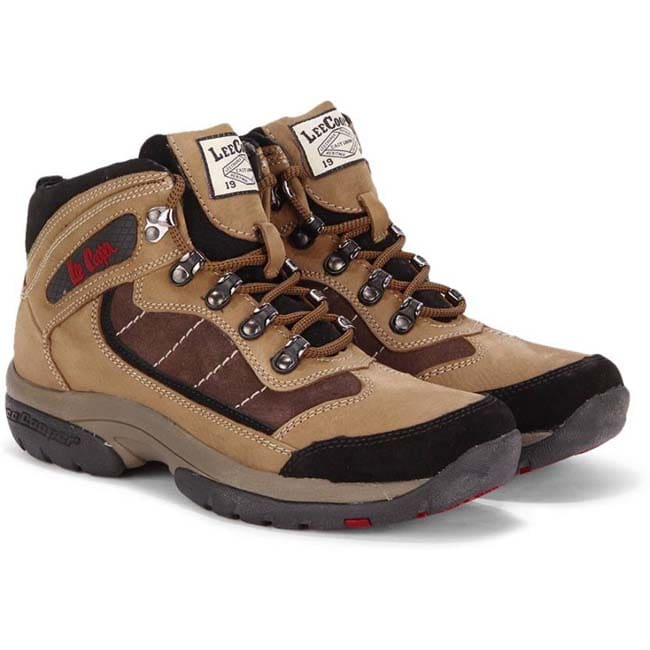 Lee Cooper Men Boots  (Brown)