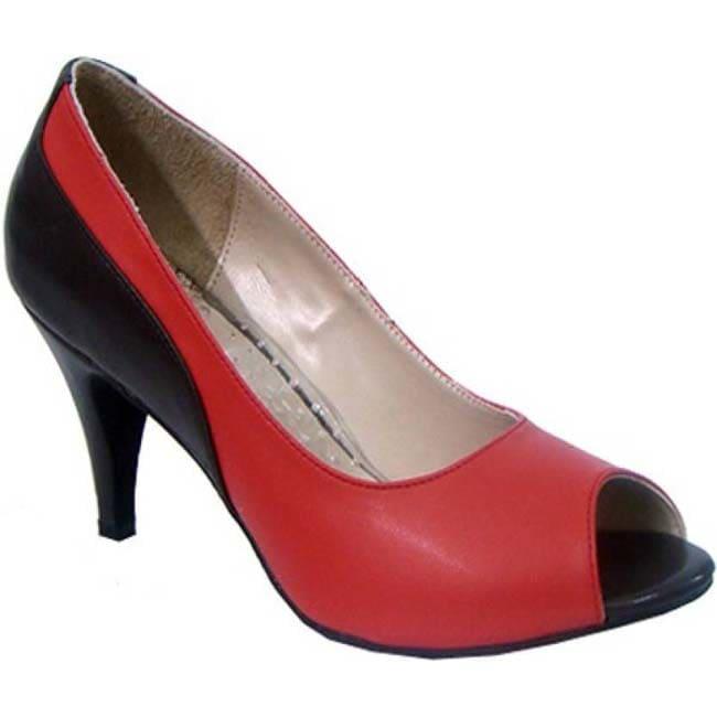Branded ASM Women Red Heels