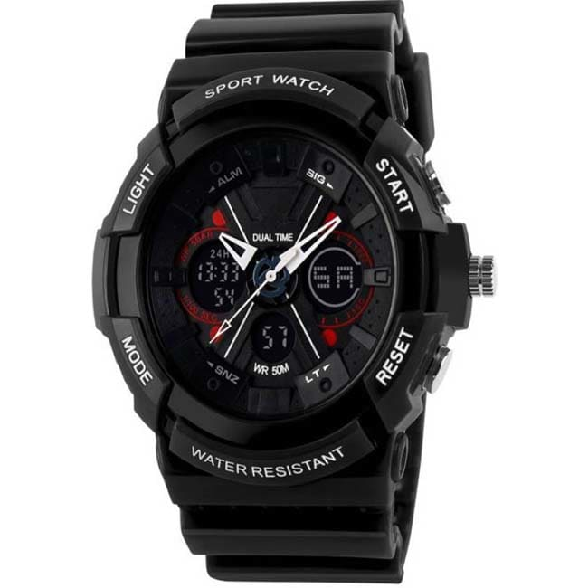 Style Feathers 0996 BLACKDIAL -528 Analog Watch - For Men